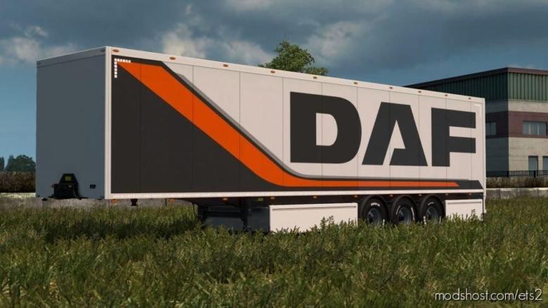 DAF Special Edition Trailer for Euro Truck Simulator 2