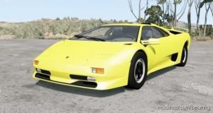 Lamborghini Diablo SV 1998 for BeamNG.drive