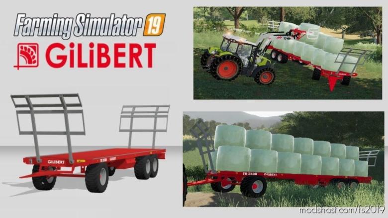 Gilibert TR 3130 for Farming Simulator 19