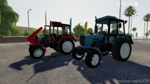UMZ 8240 V2.0 for Farming Simulator 19