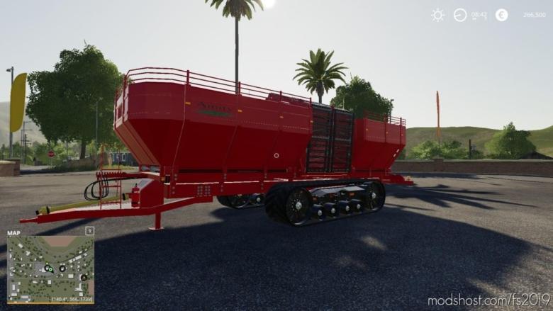 Amity Root Crop Cart for Farming Simulator 19