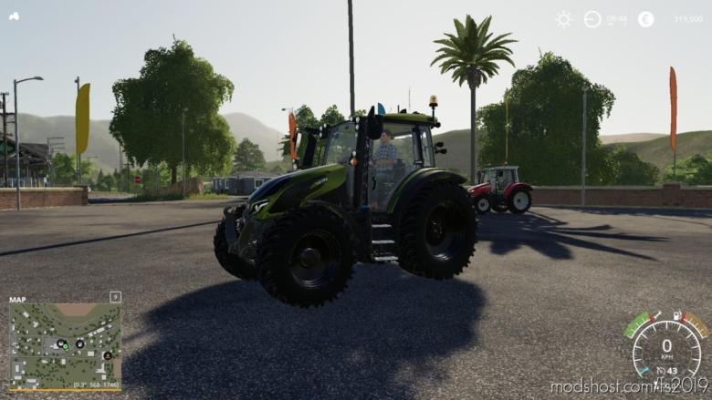 Valtra G Series V1.0.5 for Farming Simulator 19