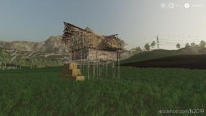 Straw Selling Station for Farming Simulator 19
