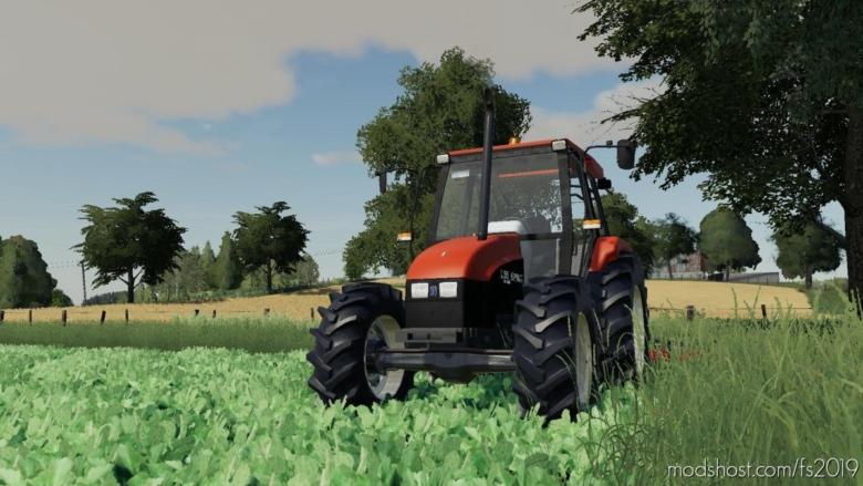 NEW Holland Serie L for Farming Simulator 19