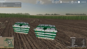Millennial Seed Pallets for Farming Simulator 19