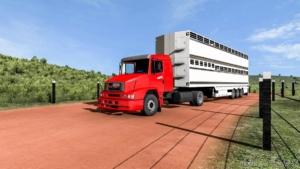 Mercedes Benz Brazil Truck Mod [1.38] for Euro Truck Simulator 2