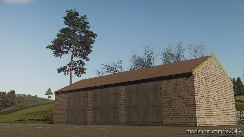 Barn for Farming Simulator 19