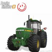 John Deere 4755 V0.1 for Farming Simulator 19