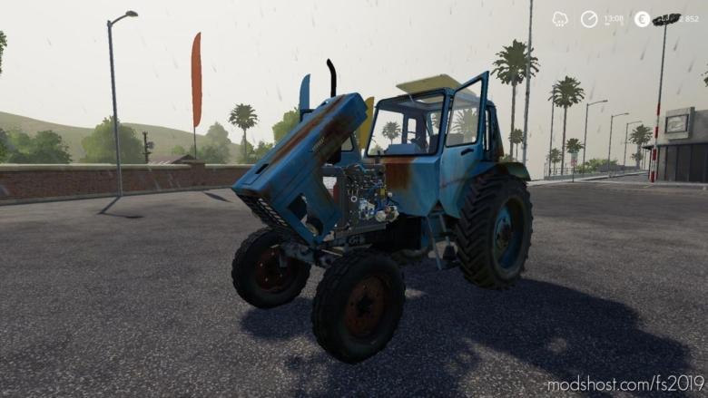 MTZ 80 – Alteration V0.1 for Farming Simulator 19
