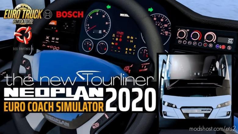 Neoplan NEW Tourliner for Euro Truck Simulator 2