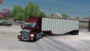 The Peerless Drop Center Chipvan Ownable [1.38] for American Truck Simulator