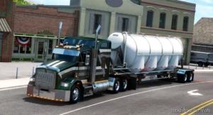 Polar Pneumatic DRY Bulk Ownable for American Truck Simulator