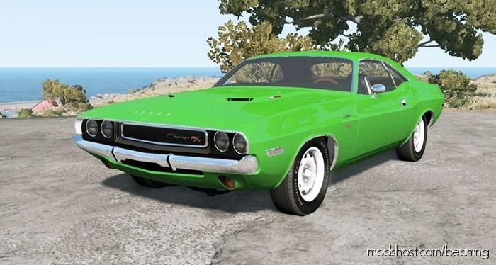 Dodge Challenger RT Hardtop (JS-23) 1970 for BeamNG.drive