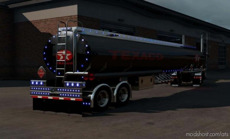 Custom Fuel Tanker Ownable [1.38] for American Truck Simulator