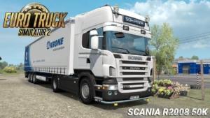 Scania R2008 By 50Keda [1.38] for Euro Truck Simulator 2