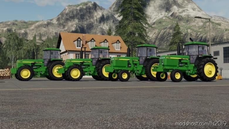 John Deere 4755-4955 for Farming Simulator 19