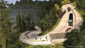 Map Sitinjau Lauik Rework [1.32 – 1.38] for Euro Truck Simulator 2