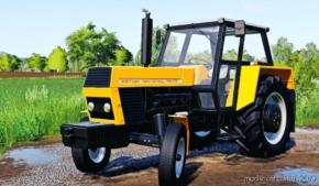 Zetor 12011 CZ Zluty for Farming Simulator 19