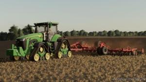John Deere 7R, 8R, 8RT, 8RX 2020 EU for Farming Simulator 19