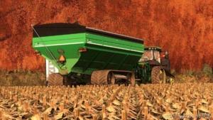Parker 1354 Grain Cart V1.1 for Farming Simulator 19