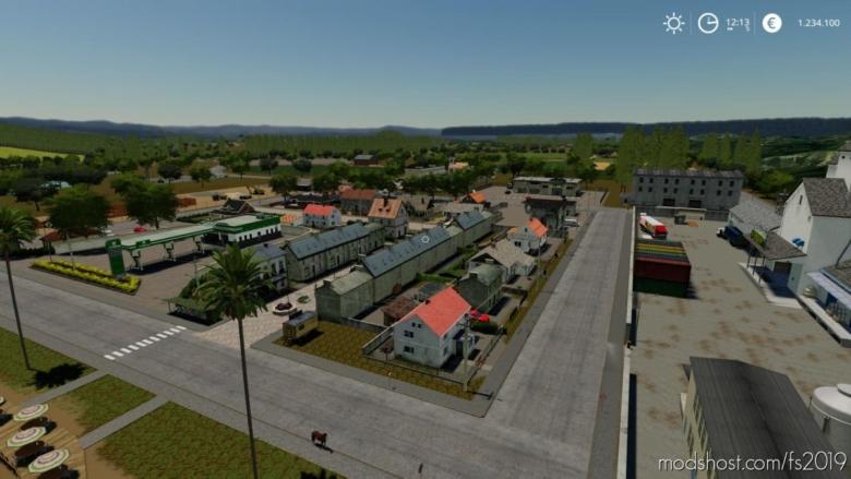 Granja Guara for Farming Simulator 19
