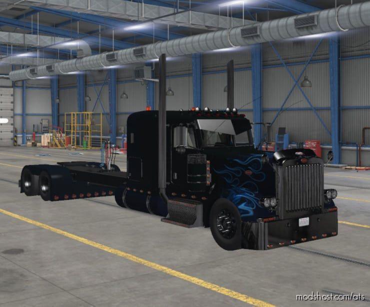 Peterbilt 389 Custom Truck [1.38] for American Truck Simulator