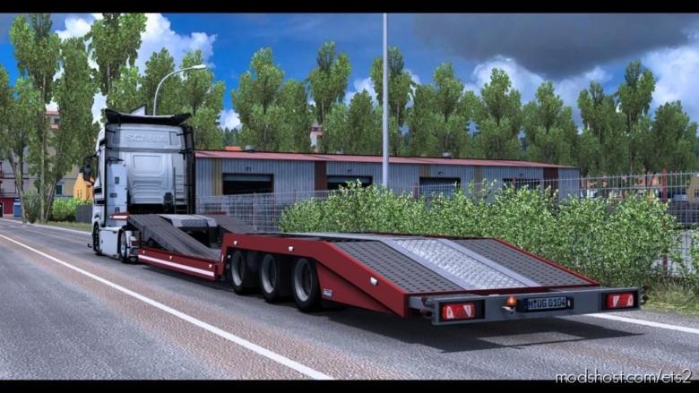 Estepe Trailer [1.38] for Euro Truck Simulator 2
