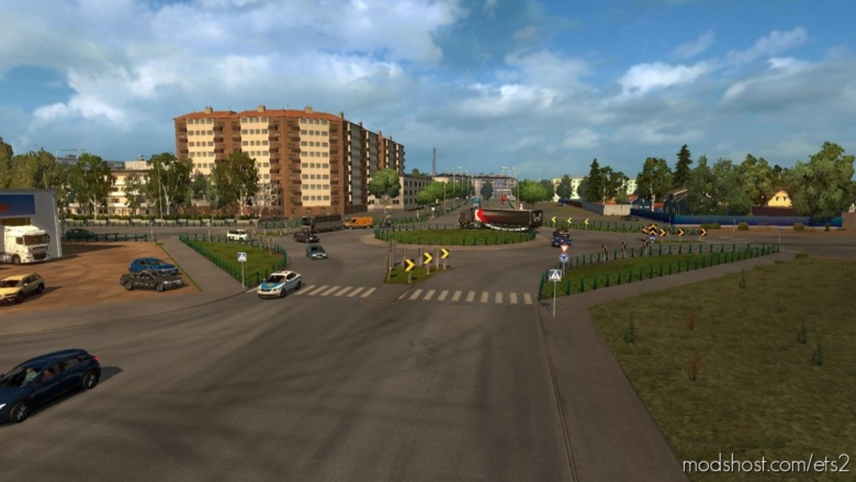 FIX For The Great Steppe Map V1.38.1 for Euro Truck Simulator 2