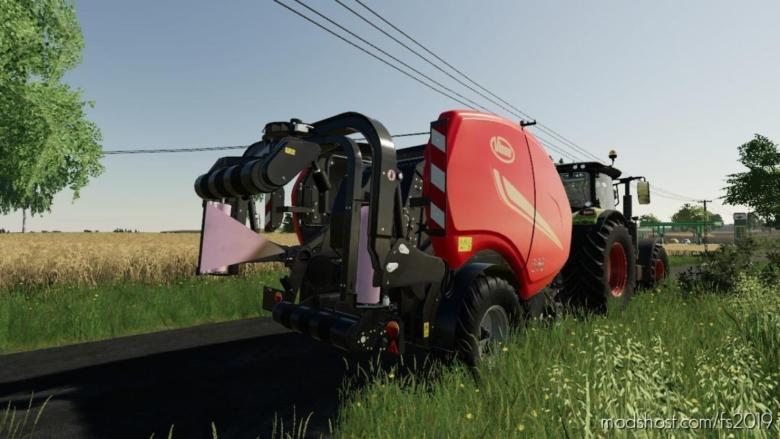 Vicon Fastbale for Farming Simulator 19