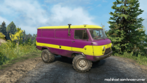 FWD Scout Pack V0.0.6 for SnowRunner