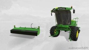 John Deere W260 Fixed for Farming Simulator 19