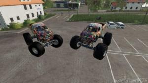 Monster JAM for Farming Simulator 19