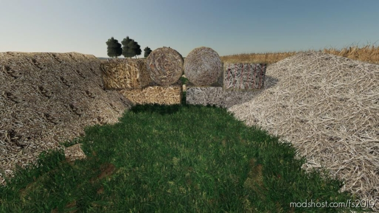 Strawme for Farming Simulator 19