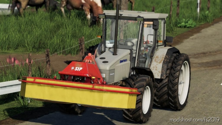 SIP Roto 220 F for Farming Simulator 19