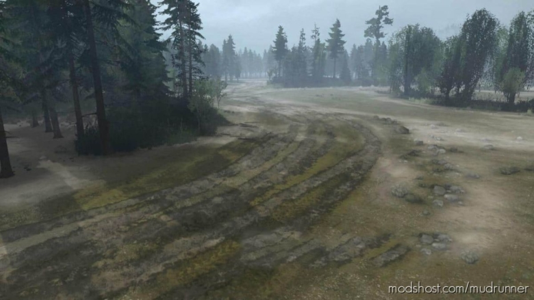 The Crossing Map V08.09.20 for MudRunner