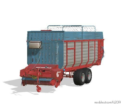 Mengele Garant 540/2 V1.0.1 for Farming Simulator 19