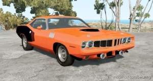 Plymouth Hemi Cuda 1971 for BeamNG.drive