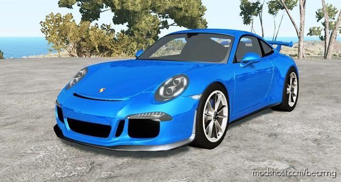 Porsche 911 GT3 (991) 2014 for BeamNG.drive