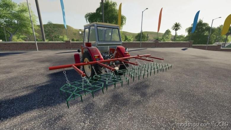 Harrow 5 for Farming Simulator 19