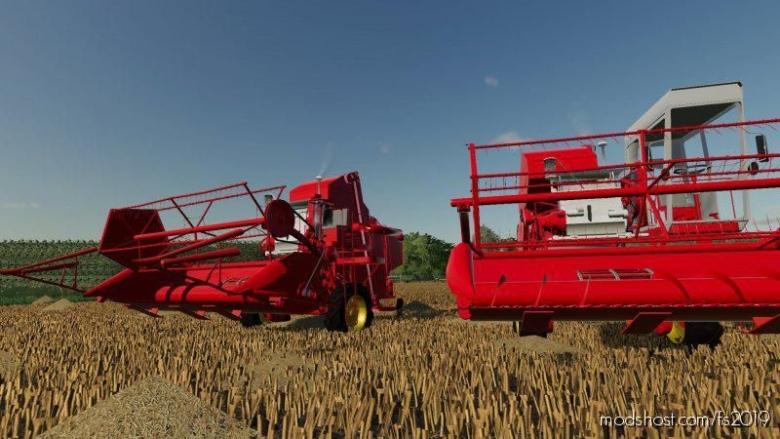 Vistula KZB 3 for Farming Simulator 19