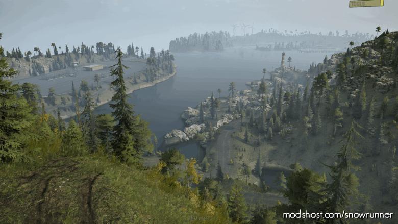 Muskoka Highlands V2.5 for SnowRunner