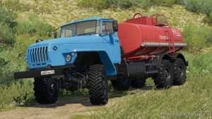 Ural 4320-60 Acv/Atz for Farming Simulator 19