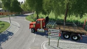 Autoload It-Runner Platform For Pallets for Farming Simulator 19