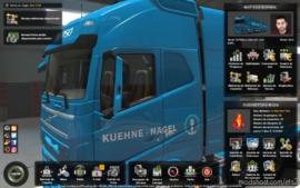 Profile Mapa EAA 5.5 [1.38] for Euro Truck Simulator 2