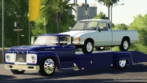1964 Ford T850 Ramp Truck for Farming Simulator 19