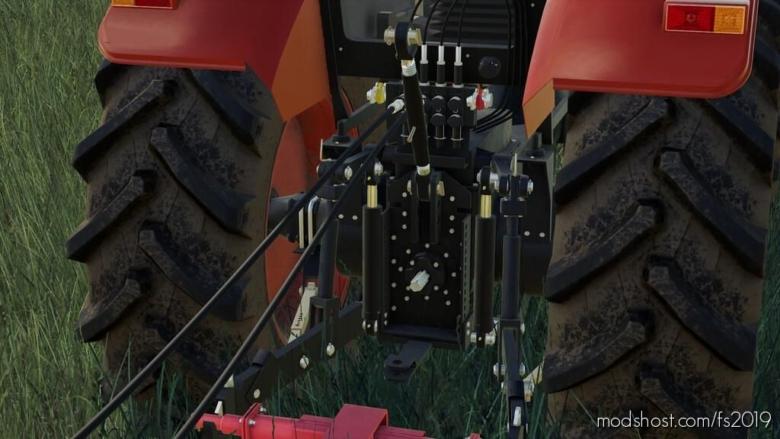 Upperlink Cylinder Pack (Prefab) for Farming Simulator 19