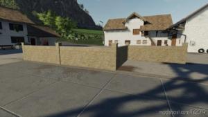 OLD Brick Wall for Farming Simulator 19