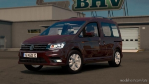 VW Caddy V1.4 [1.38.X] for American Truck Simulator