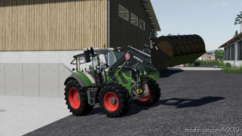 ALO Multigrab HD Pack V1.1 for Farming Simulator 19