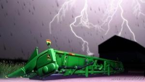 John Deere Corn Headers V1.0.0.1 for Farming Simulator 19